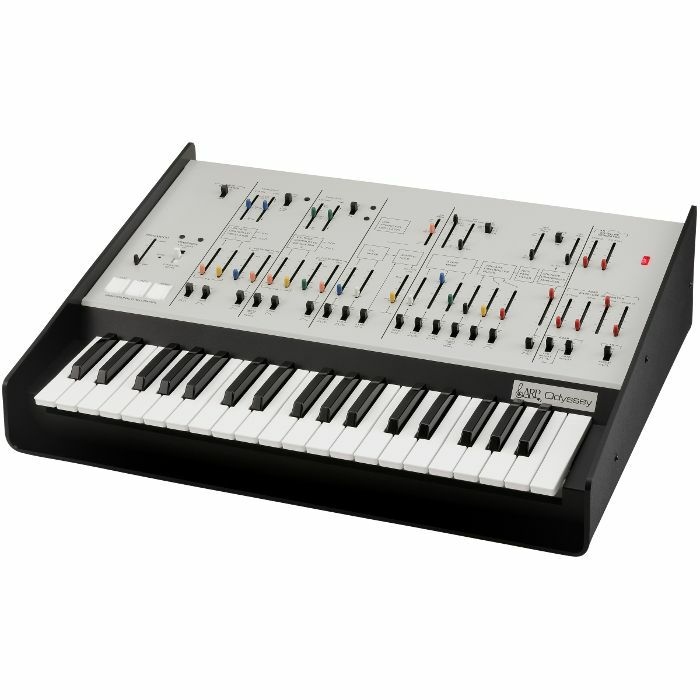 ARP - ARP Odyssey FS Duophonic Analog Synthesizer (limited edition Rev.1, white)