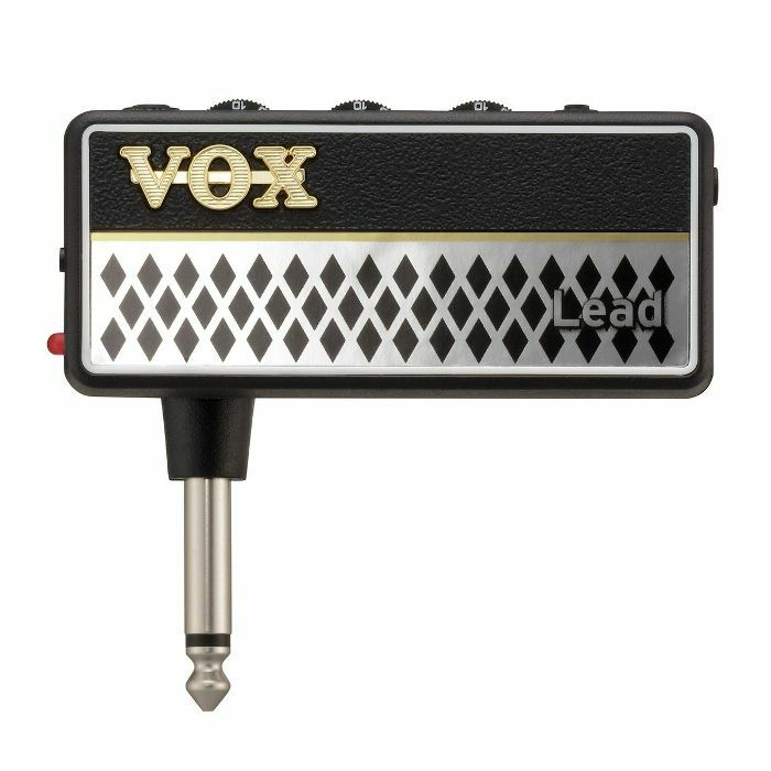 VOX - Vox amPlug Series 2 Lead Headphone Guitar Amplifier