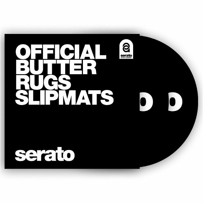 Serato Thud Rumble Serato Thud Rumble Official Butter Rug