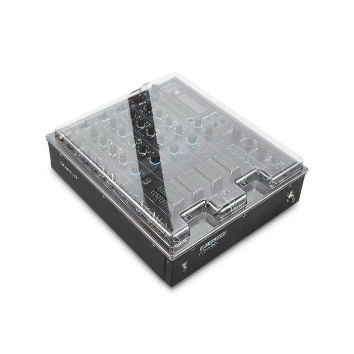 DECKSAVER - Decksaver Reloop RMX60 RMX80 & RMX90 Mixer Cover (smoked clear)