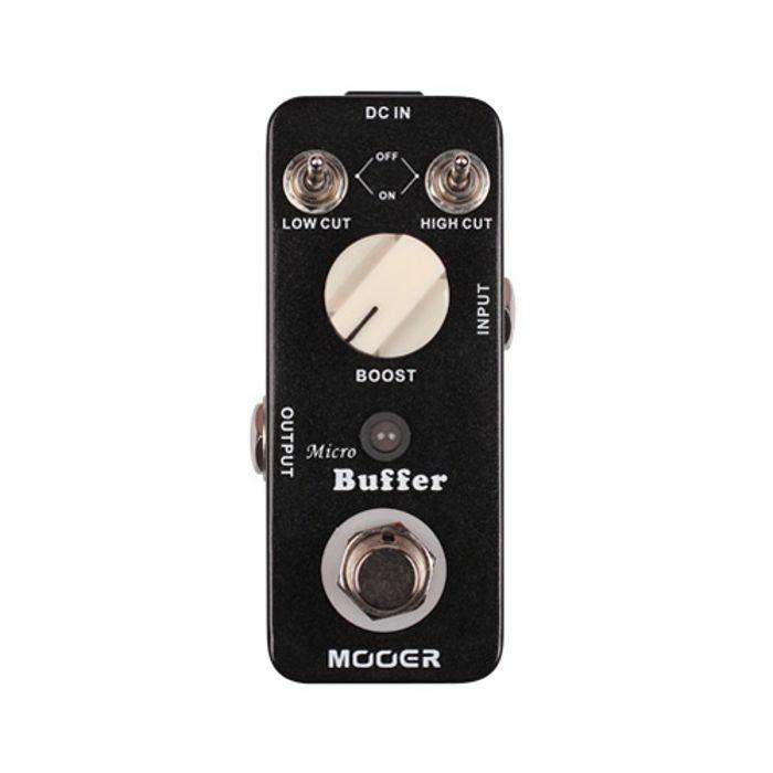 MOOER - Mooer Micro Buffer Signal Booster Pedal