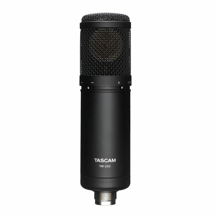 TASCAM - Tascam TM280 Large Diaphragm Cardioid Condenser Microphone