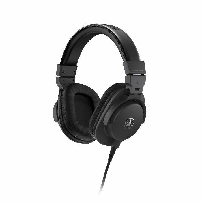 YAMAHA - Yamaha HPH MT5 Studio Monitor Headphones (black)