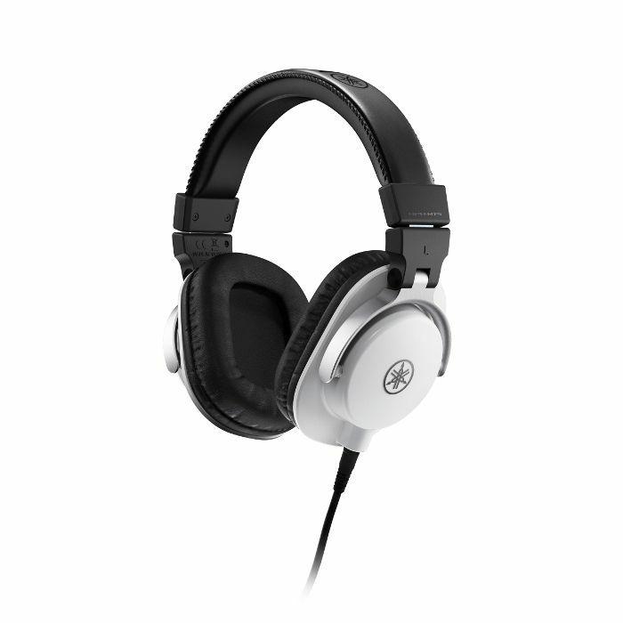 YAMAHA - Yamaha HPH MT5 Studio Monitor Headphones (white)