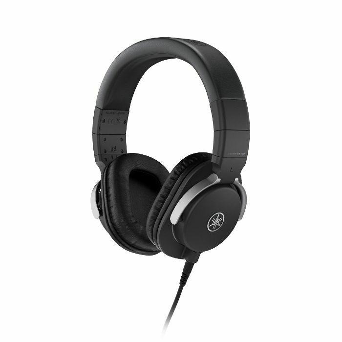 YAMAHA - Yamaha HPH MT8 Studio Monitor Headphones (black)