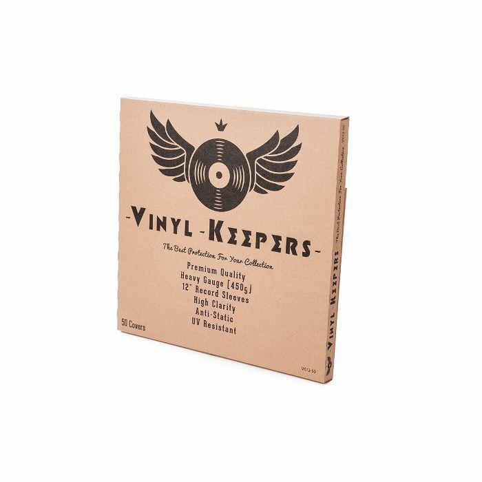 VINYL KEEPERS - Vinyl Keepers Premium Quality Heavy Gauge 12