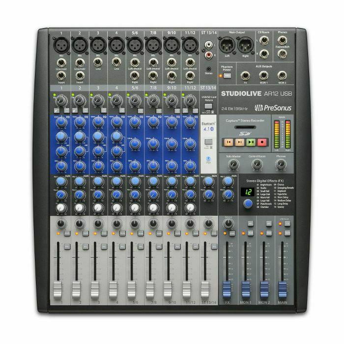PRESONUS - Presonus StudioLive AR12 USB Mixer (B-STOCK)