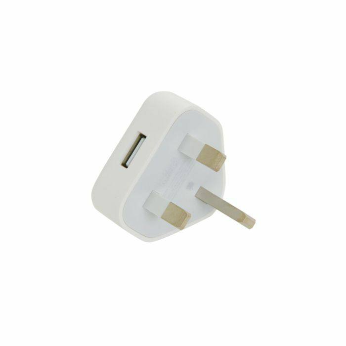 AV LINK - AV Link Genuine UK USB Power Adapter Charger For Use With iPhone iPad & Other Apple Devices
