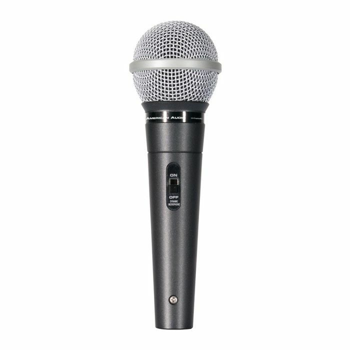 AMERICAN AUDIO - American Audio VPS20 Cardioid Dynamic Vocal Microphone