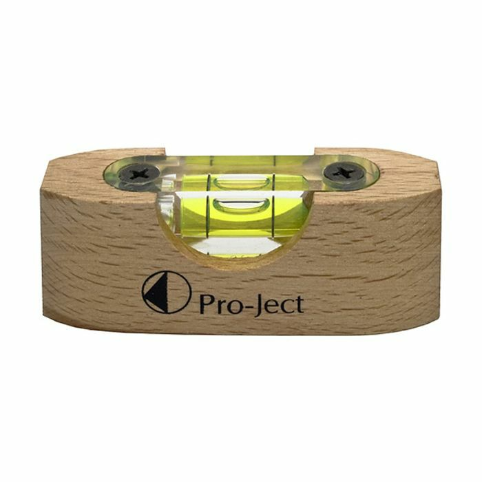 PROJECT - Project Level IT Wooden Turntable Spirit Level