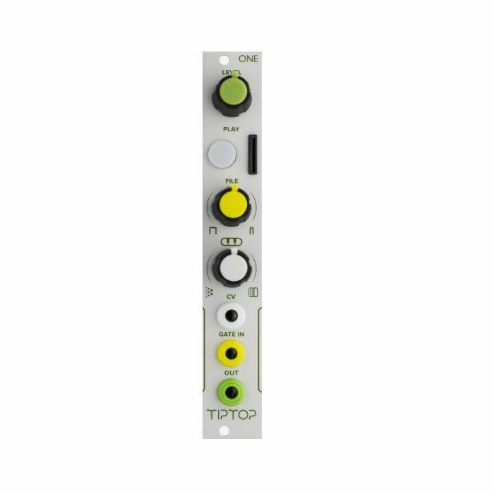 TIPTOP AUDIO - Tiptop Audio One Sample Player Module