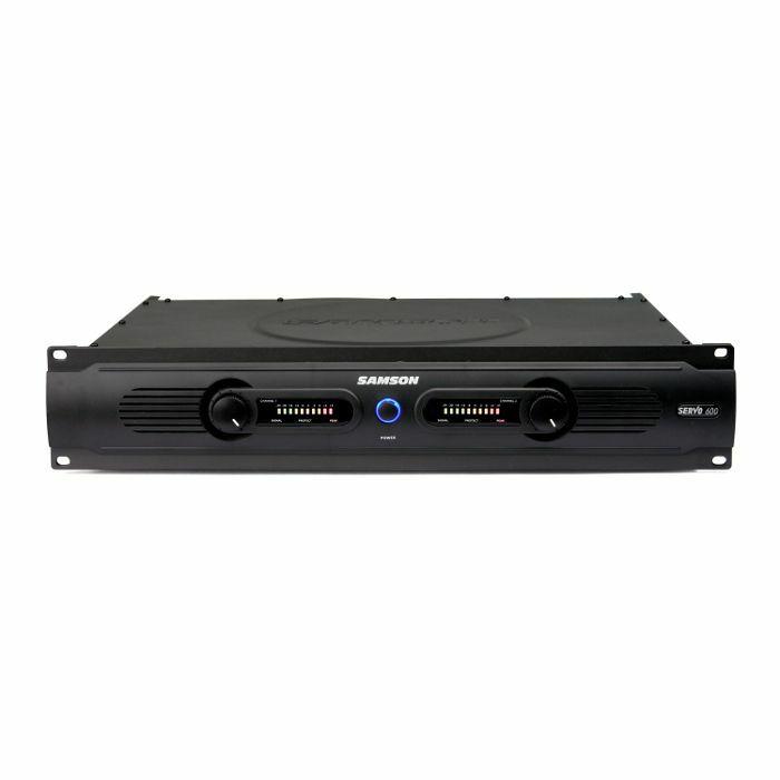 SAMSON - Samson Servo 600 Power Amplifier