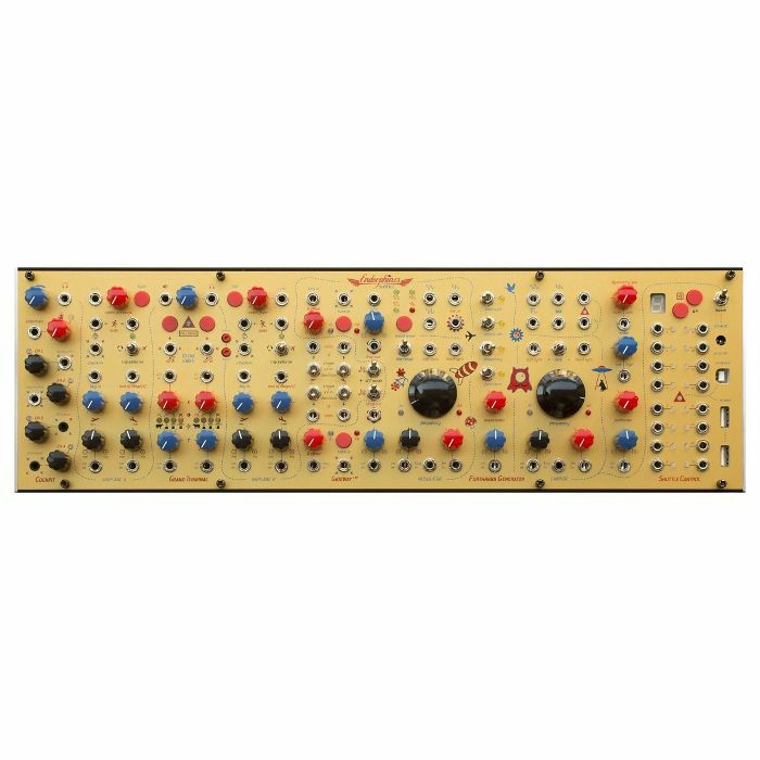 ENDORPHIN.ES - Endorphin.es Shuttle Full System Modular Synthesiser