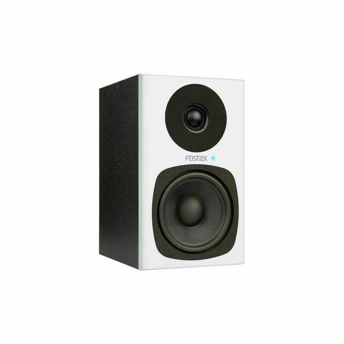FOSTEX - Fostex PM0.4c Active Speaker System (pair, white) (B-STOCK)