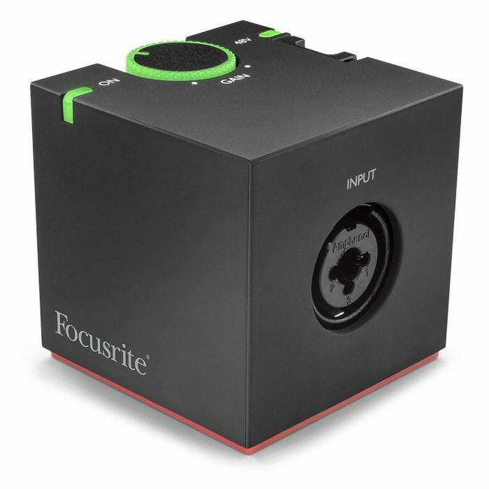 FOCUSRITE - Focusrite iTrack One Pre Mic Preamp & Guitar Input Interface