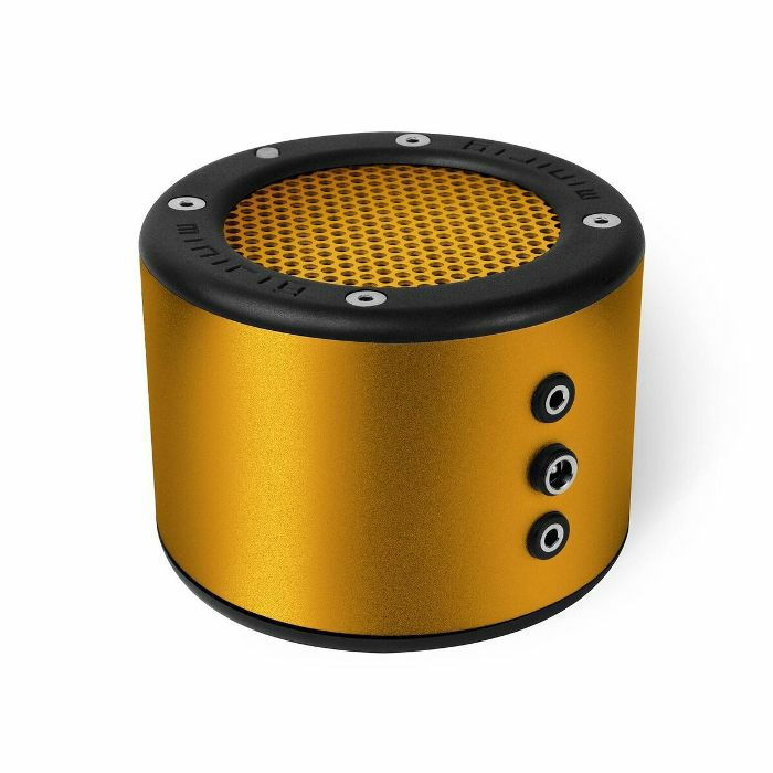 MINIRIG - Minirig Portable Rechargeable Bluetooth Speaker Version 2 (gold)