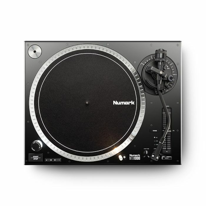 NUMARK - Numark NTX1000 Direct Drive DJ Turntable (single)