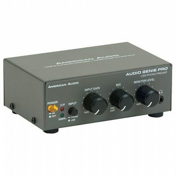 AMERICAN AUDIO - American Audio Genie Pro USB Audio Interface (B-STOCK)