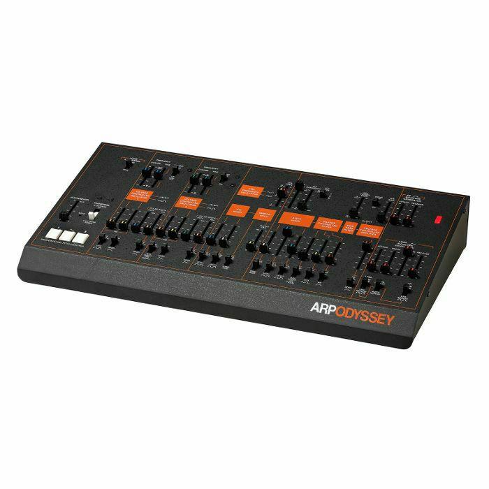 ARP - ARP Odyssey Duophonic Analog Synthesizer Module (Rev.3, black) (B-STOCK)