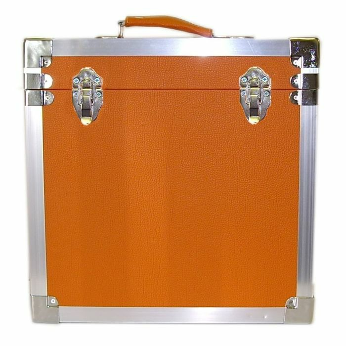 STEEPLETONE - Steepletone SRB2 12 Inch Vinyl Record Case 50 (orange)