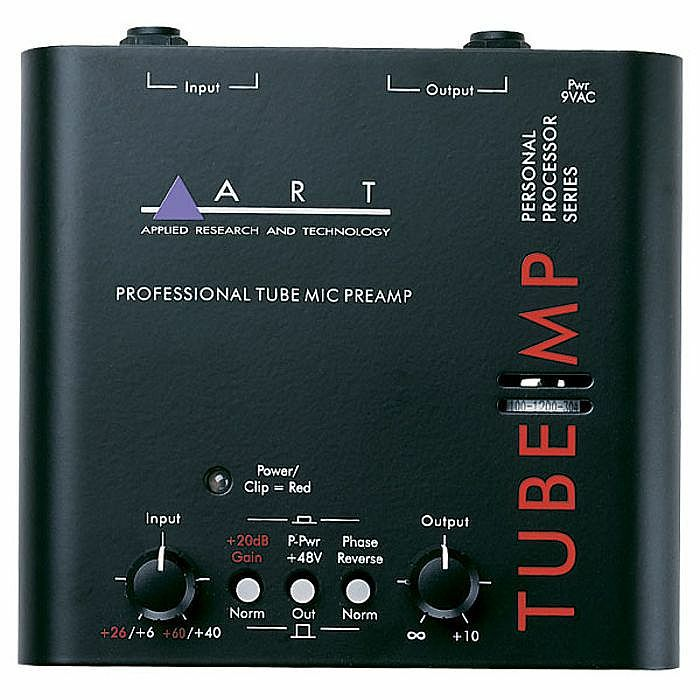 ART - ART Tube MP Mic Preamp (B-STOCK)