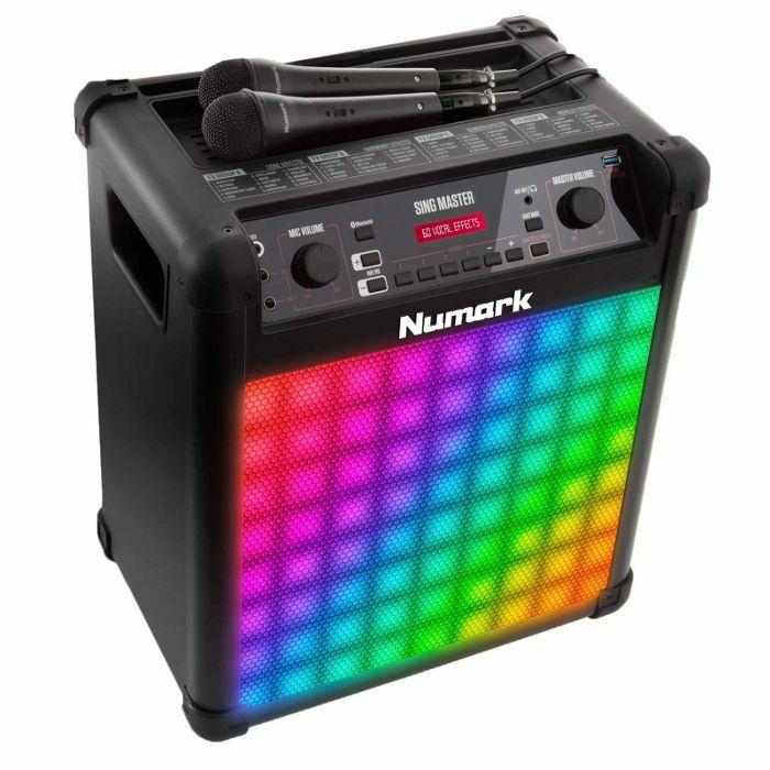 NUMARK - Numark Sing Master Karaoke System