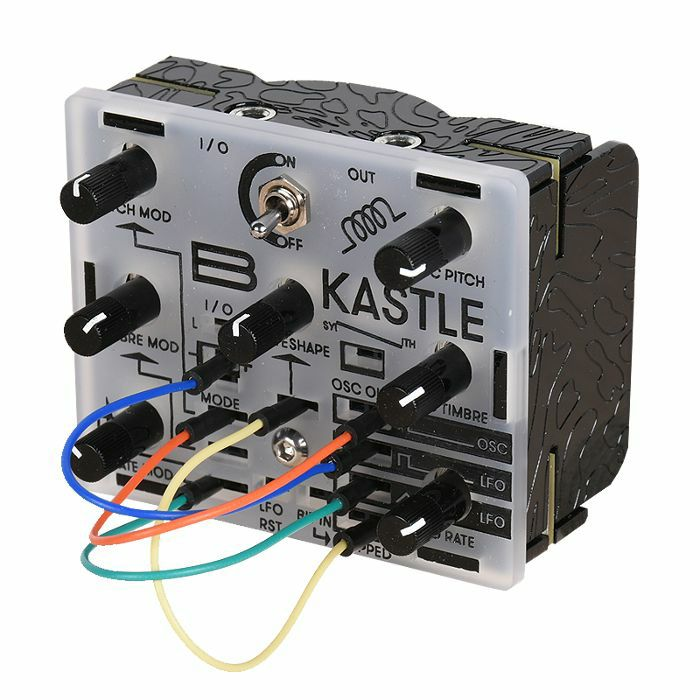 BASTL INSTRUMENTS - Bastl Instruments Kastle Mini Modular Synthesizer (assembled version)