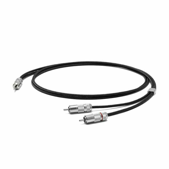 oyaide oyaide hpsc35r 3 5mm jack to stereo rca cable  2 5m