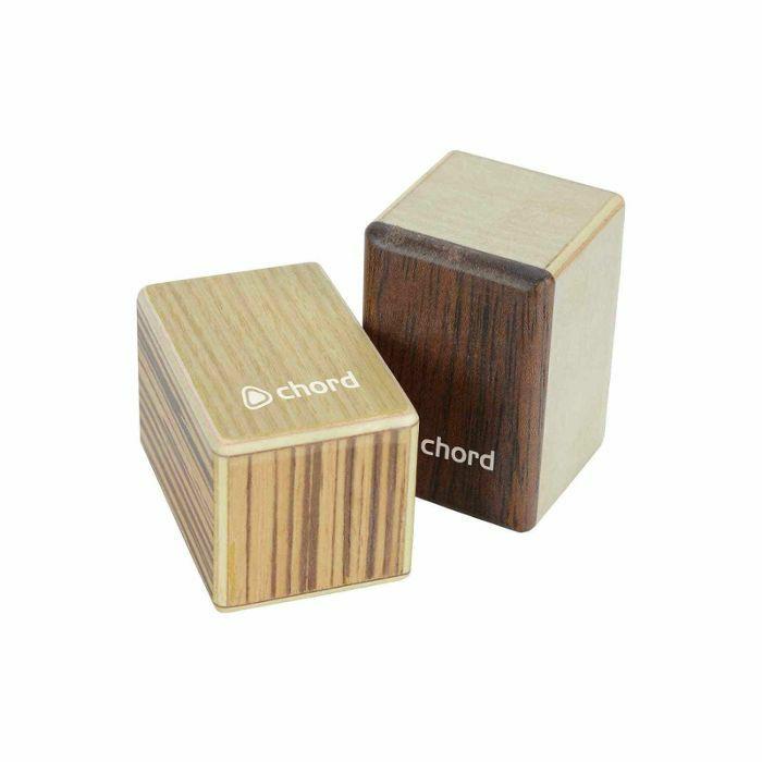 CHORD - Chord Mini Cajon Shakers (pair)