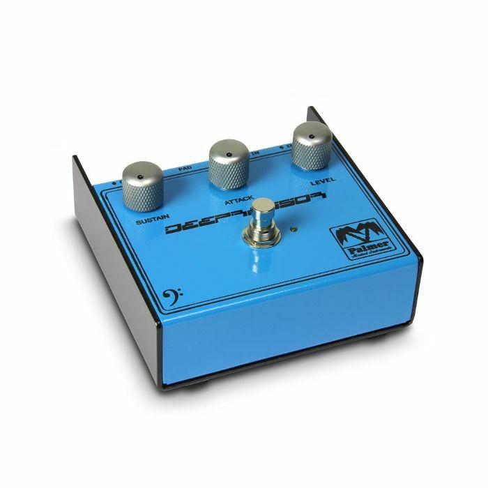 palmer mi palmer mi deepressor compressor pedal for bass guitar vinyl at juno records. Black Bedroom Furniture Sets. Home Design Ideas