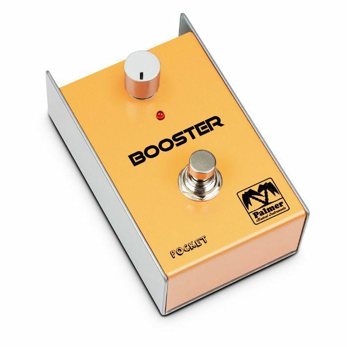 PALMER MI - Palmer MI Pocket Booster Guitar Pedal