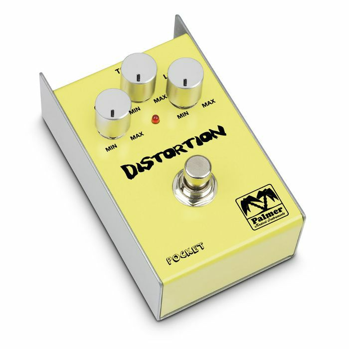 PALMER MI - Palmer MI Pocket Distortion Guitar Pedal
