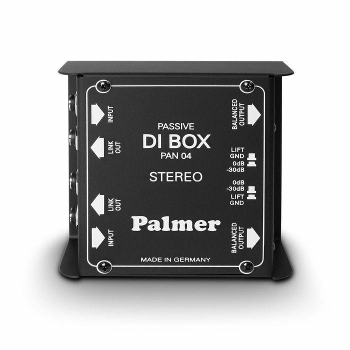 PALMER PRO - Palmer Pro PAN04 2 Channel Passive DI Box
