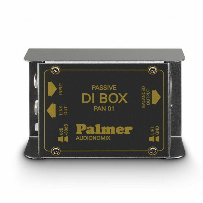 PALMER PRO - Palmer Pro PAN01 Passive DI Box