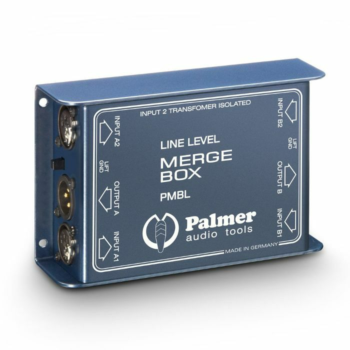 PALMER PRO - Palmer Pro PMBL Line Level Merge Box