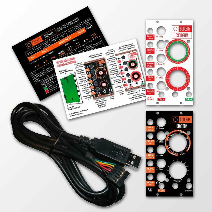 SOULSBY - Soulsby Oscitron Accessories Pack