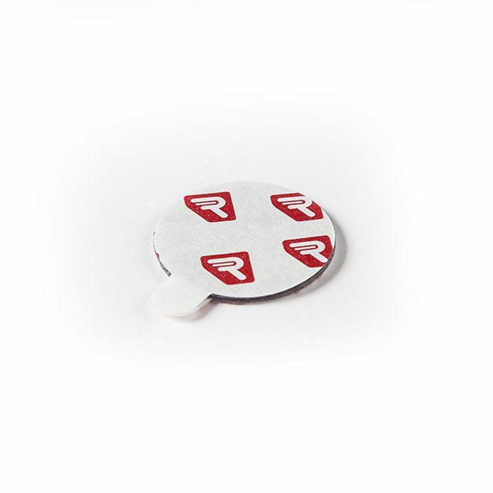RYCOTE - Rycote Stickies Adv 23mm Round Lavalier Mic Adhesive Mounts (25 pieces)