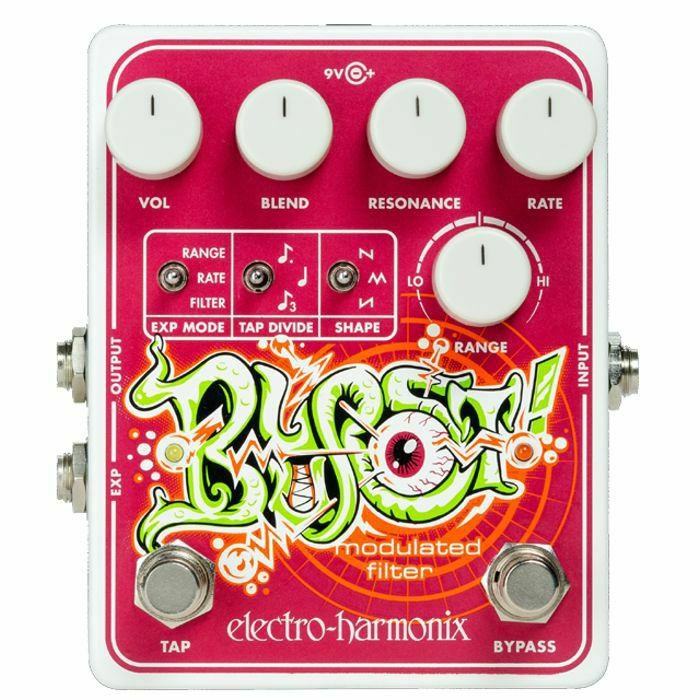 ELECTRO HARMONIX - Electro Harmonix Blurst Modulated Filter Pedal (B-STOCK)