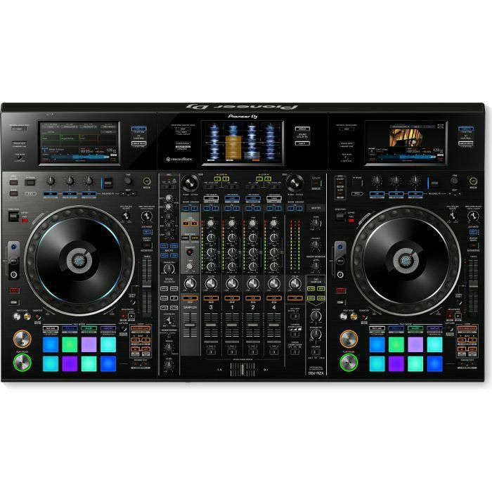 PIONEER - Pioneer DDJRZX 4 Channel Rekordbox DJ Controller (B-STOCK)