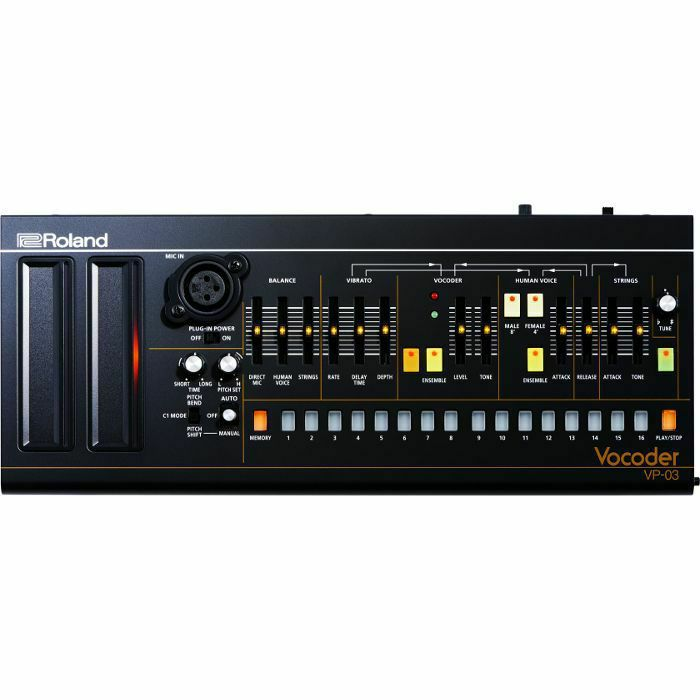ROLAND - Roland Boutique VP03 Vocoder (B-STOCK)