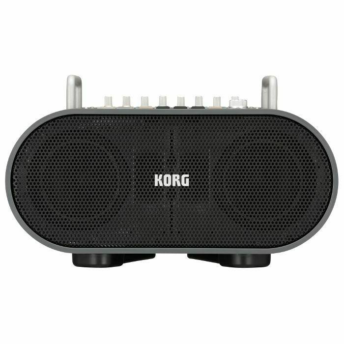 KORG - Korg Stageman 80 Rhythm Machine & Portable PA System (B-STOCK)