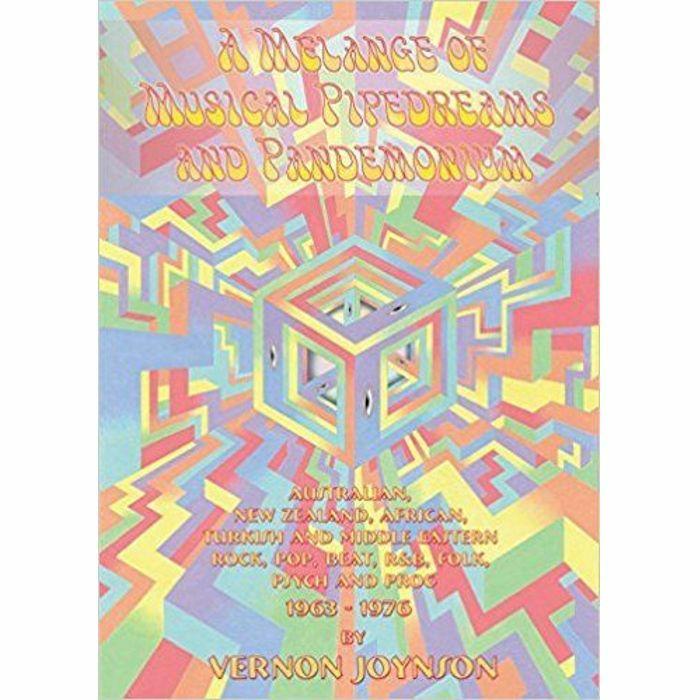 JOYNSON, Vernon - A Melange Of Musical Pipedreams & Pandemonium