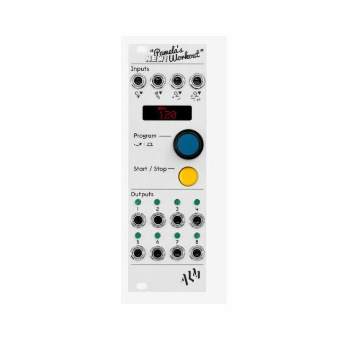 ALM - ALM Pamela's New Workout Programmable Clocked Modulation Source Module