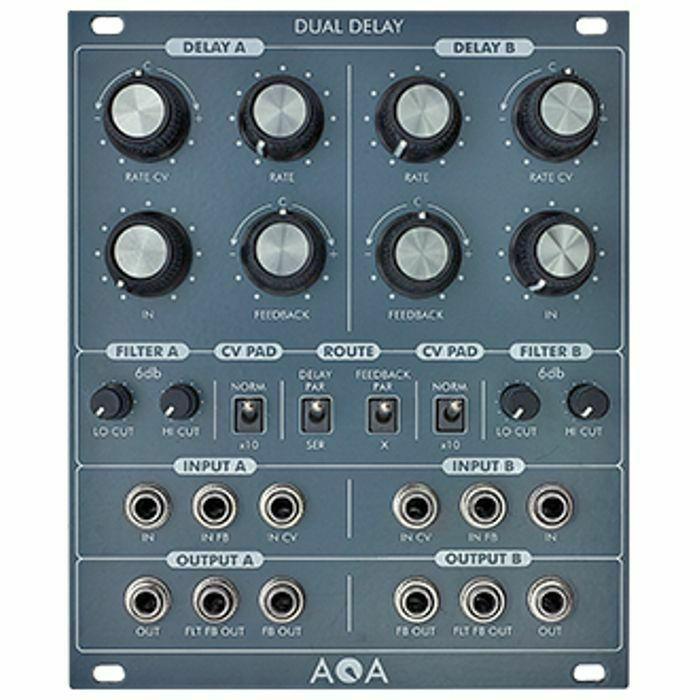 AQA ELEKTRIX - AQA Elektrix Dual VC Delay Module (B-STOCK)