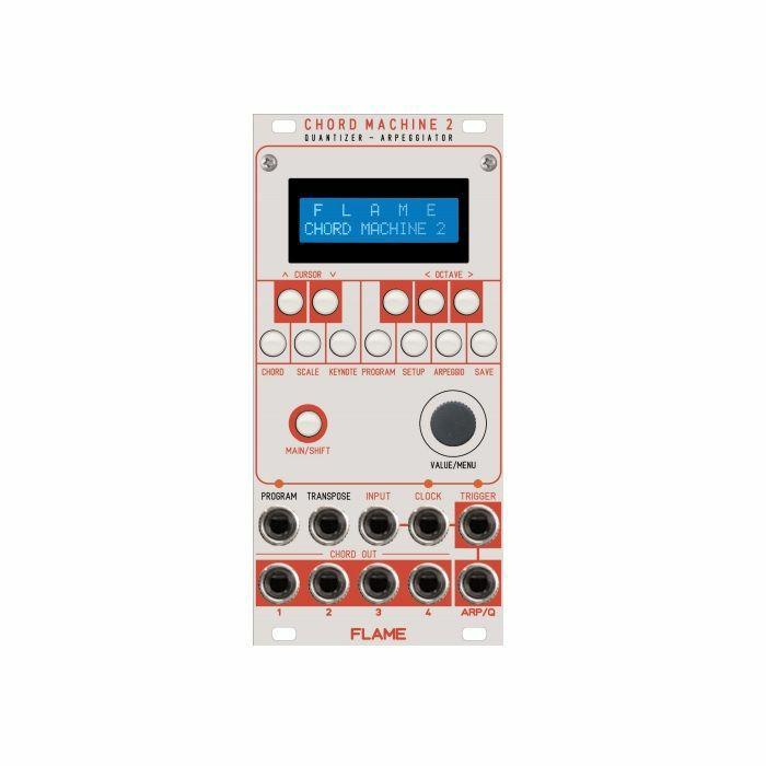 FLAME Flame Chord Machine 2 Chord Generator Arpeggiator Quantizer ...