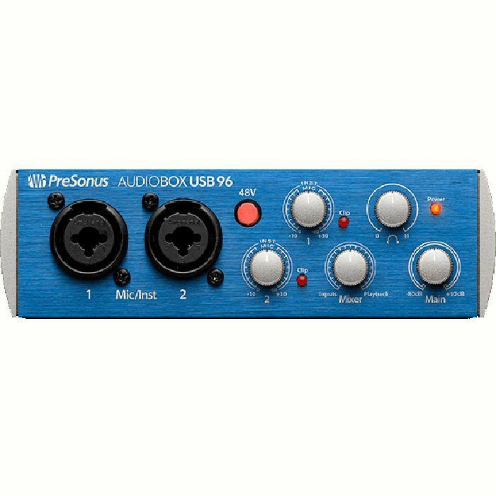 PRESONUS - Presonus AudioBox USB 96 Recording System