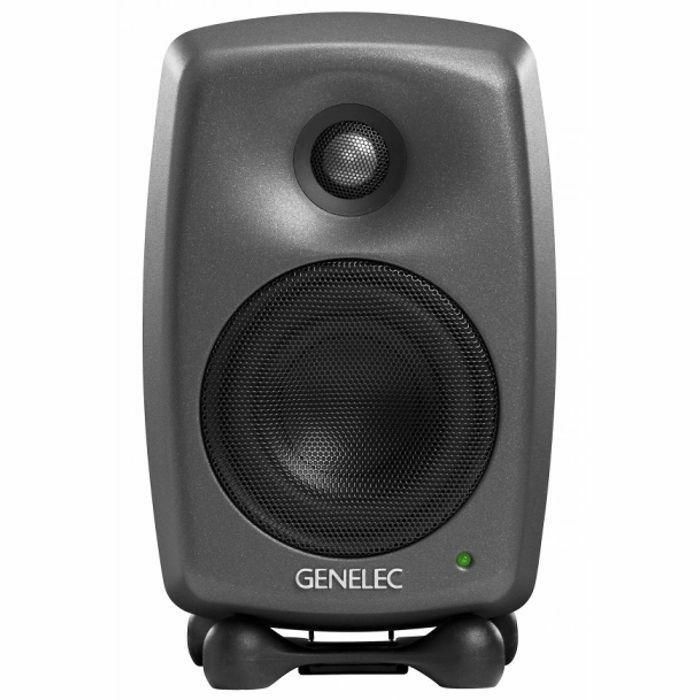 GENELEC - Genelec 8020D 2 Way Compact Active Monitor (single, dark grey)