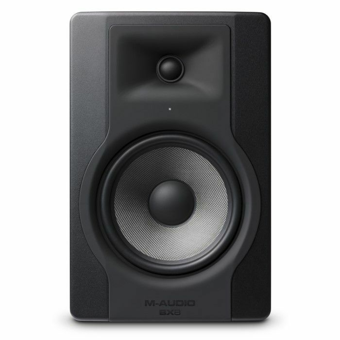 M AUDIO - M Audio BX8 D3 Powered Studio Reference Monitor (single)