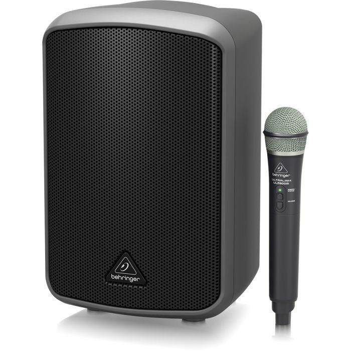 BEHRINGER - Behringer Europort MPA100BT Portable PA Speaker