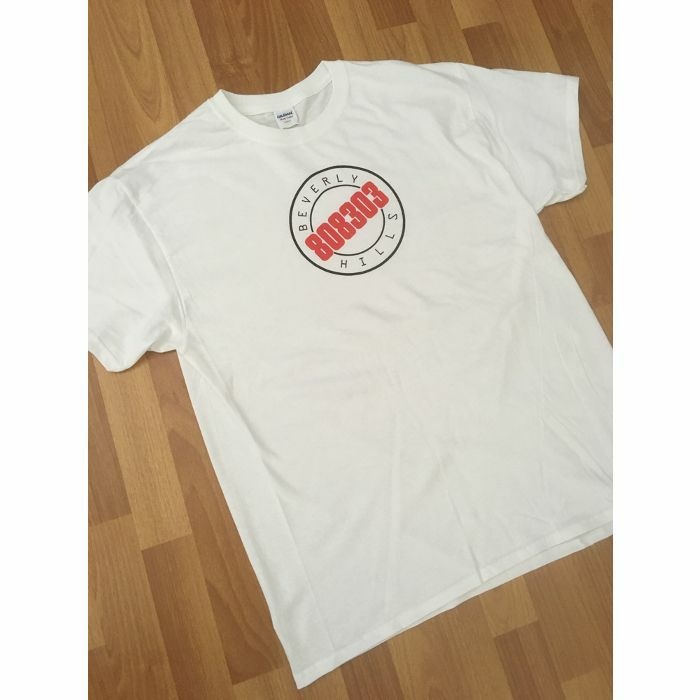 INTERGALACTIC FM - Beverly Hills 808303 Series 2 T Shirt (white, large)